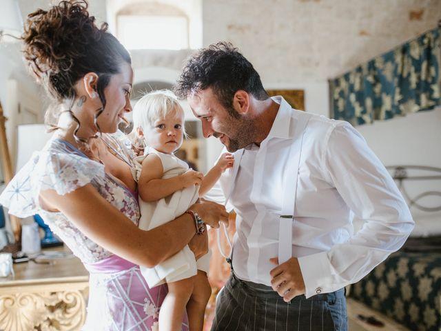 Il matrimonio di Nico e Daniela a Conversano, Bari 38