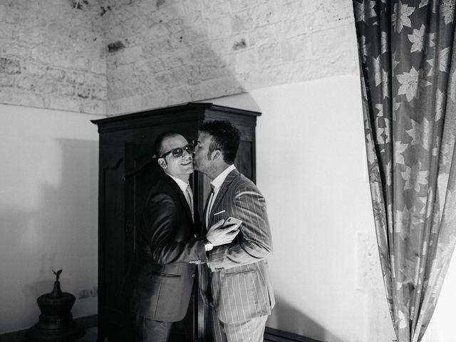 Il matrimonio di Nico e Daniela a Conversano, Bari 45
