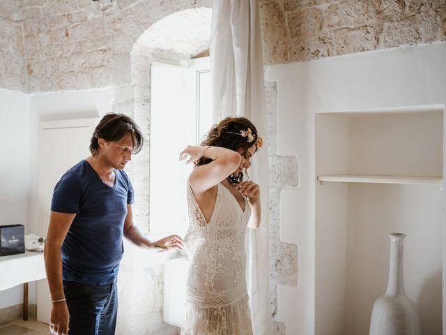 Il matrimonio di Nico e Daniela a Conversano, Bari 48