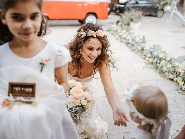 Il matrimonio di Nico e Daniela a Conversano, Bari 77
