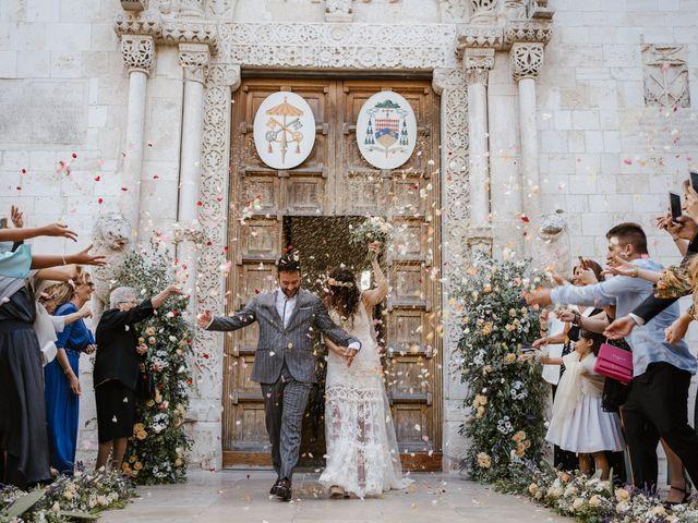 Il matrimonio di Nico e Daniela a Conversano, Bari 100