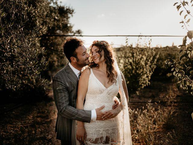 Il matrimonio di Nico e Daniela a Conversano, Bari 112