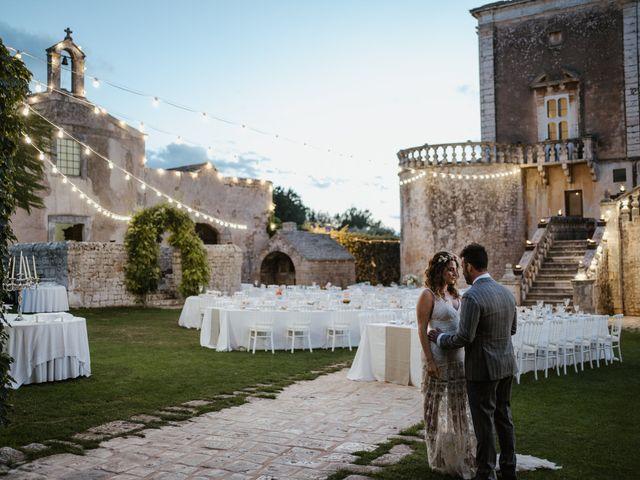Il matrimonio di Nico e Daniela a Conversano, Bari 129