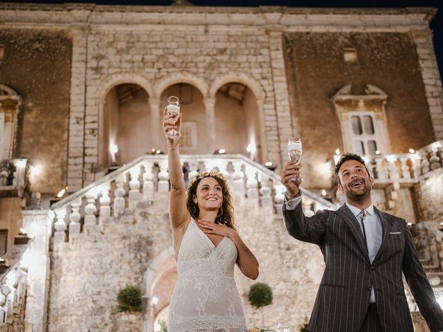 Il matrimonio di Nico e Daniela a Conversano, Bari 138