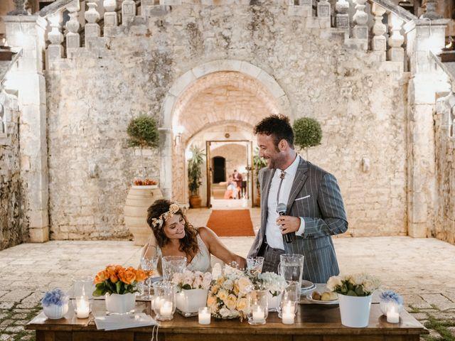 Il matrimonio di Nico e Daniela a Conversano, Bari 141
