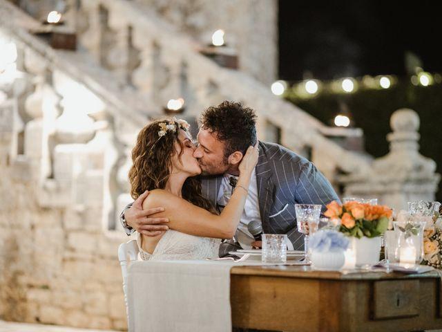 Il matrimonio di Nico e Daniela a Conversano, Bari 143