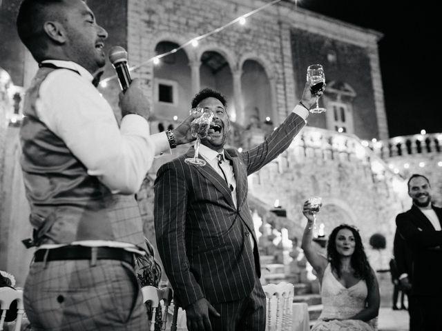 Il matrimonio di Nico e Daniela a Conversano, Bari 154