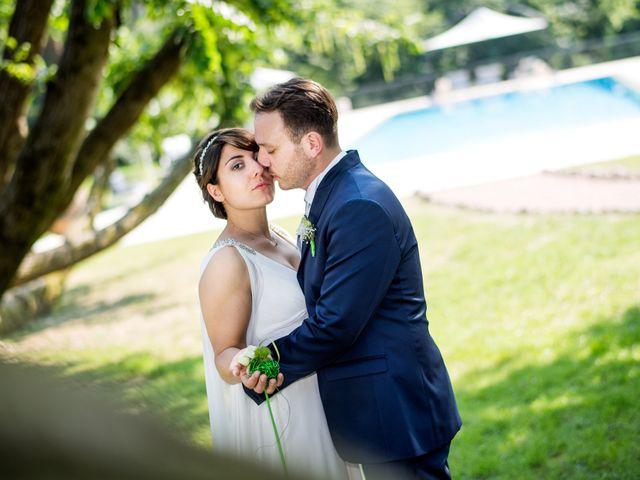 Le nozze di Marcella e Giuseppe
