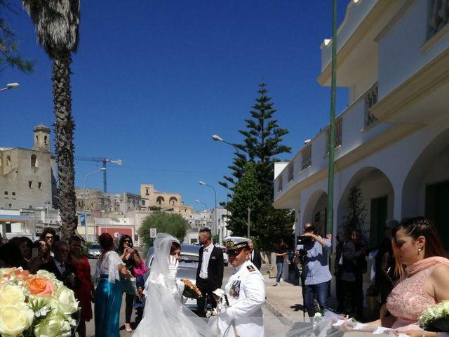 Il matrimonio di Federica  e Simone a Ugento, Lecce 3