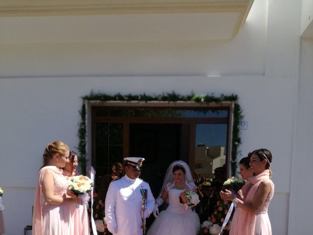 Il matrimonio di Federica  e Simone a Ugento, Lecce 5