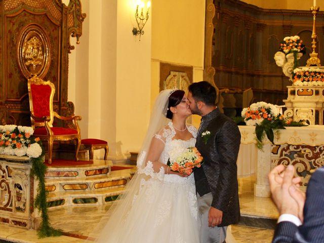 Il matrimonio di Federica  e Simone a Ugento, Lecce 1