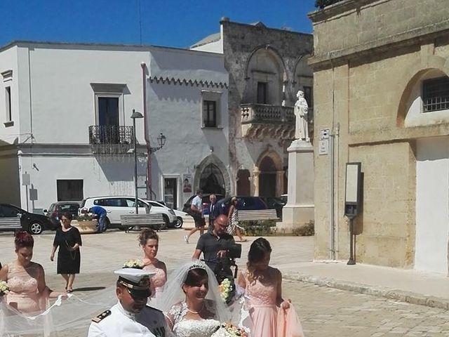 Il matrimonio di Federica  e Simone a Ugento, Lecce 11