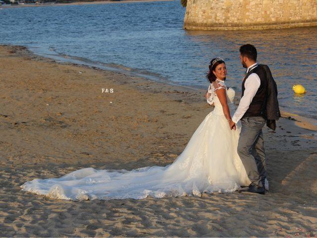 Il matrimonio di Federica  e Simone a Ugento, Lecce 14