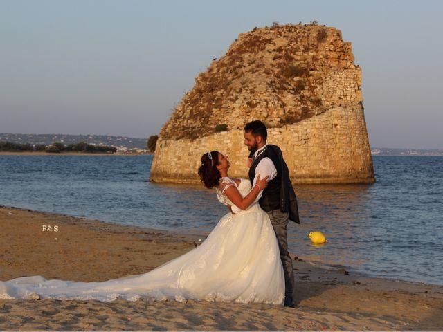 Il matrimonio di Federica  e Simone a Ugento, Lecce 15