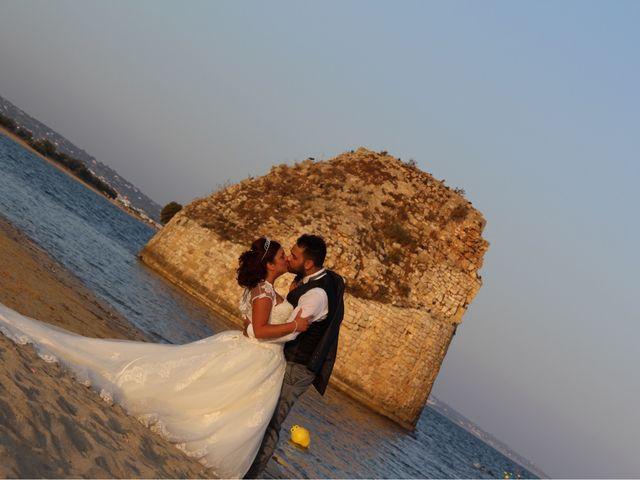 Il matrimonio di Federica  e Simone a Ugento, Lecce 16