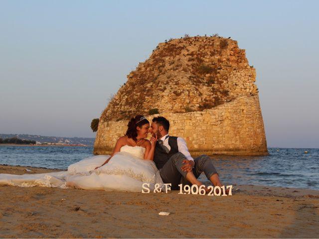 Il matrimonio di Federica  e Simone a Ugento, Lecce 17
