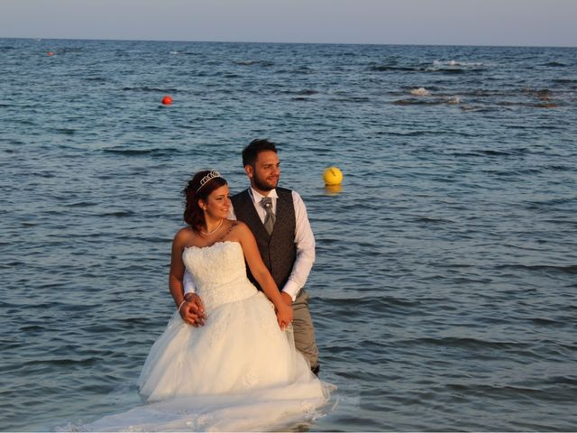 Il matrimonio di Federica  e Simone a Ugento, Lecce 18