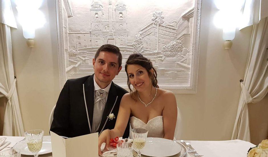 Il matrimonio di Mino e Anna a Roma, Roma
