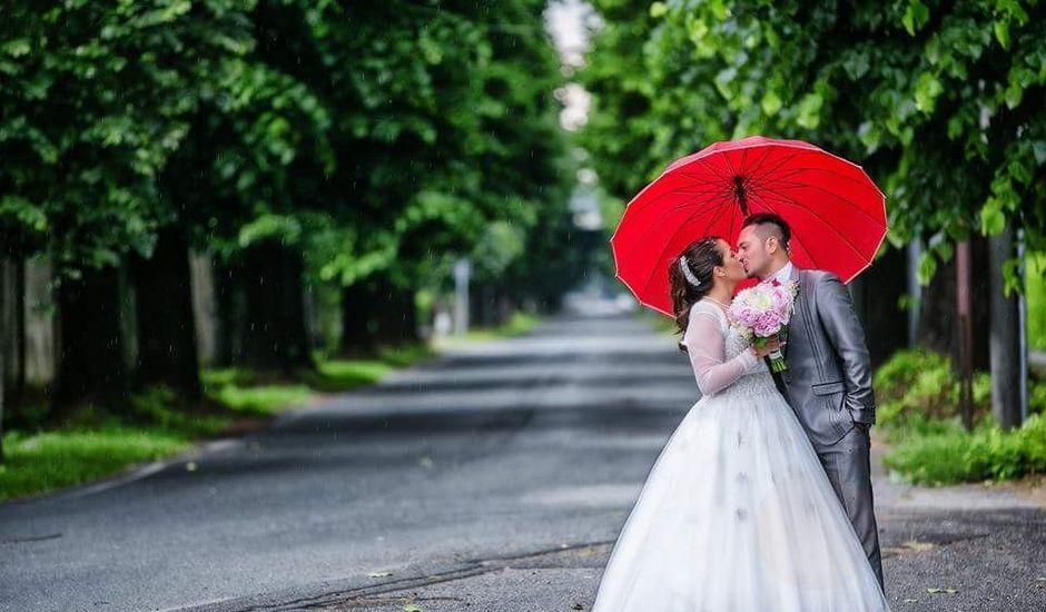 Il matrimonio di Mattia e Sara a Novara, Novara