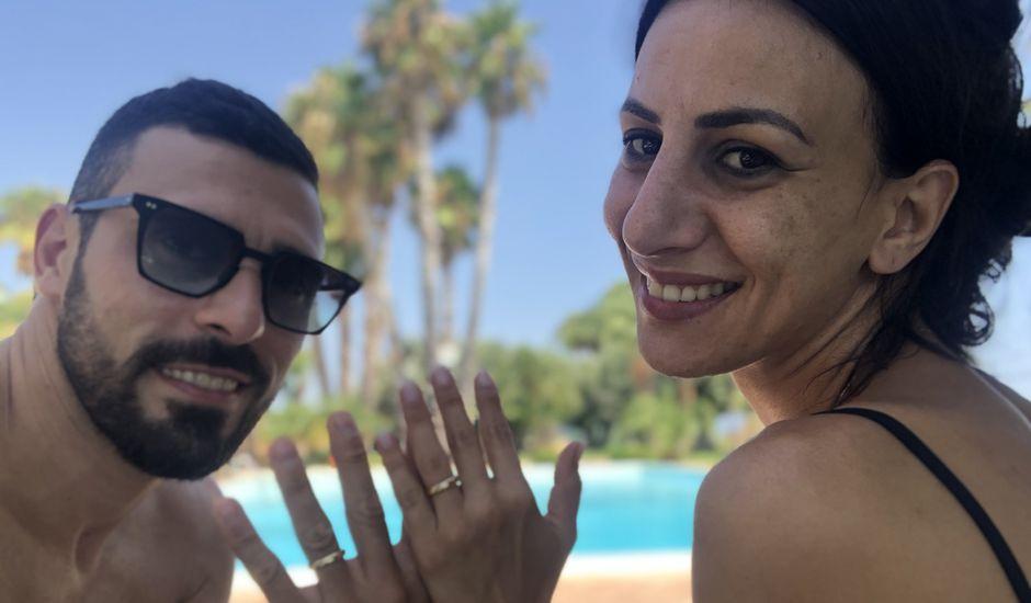 Il matrimonio di Dalila e Stefano  a Noto, Siracusa