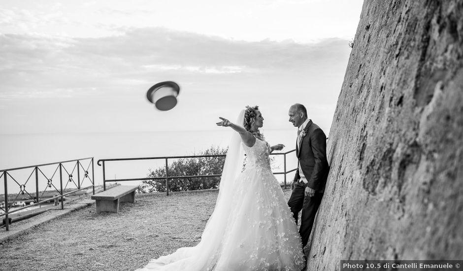 Il matrimonio di Desiano e Marica a Grosseto, Grosseto