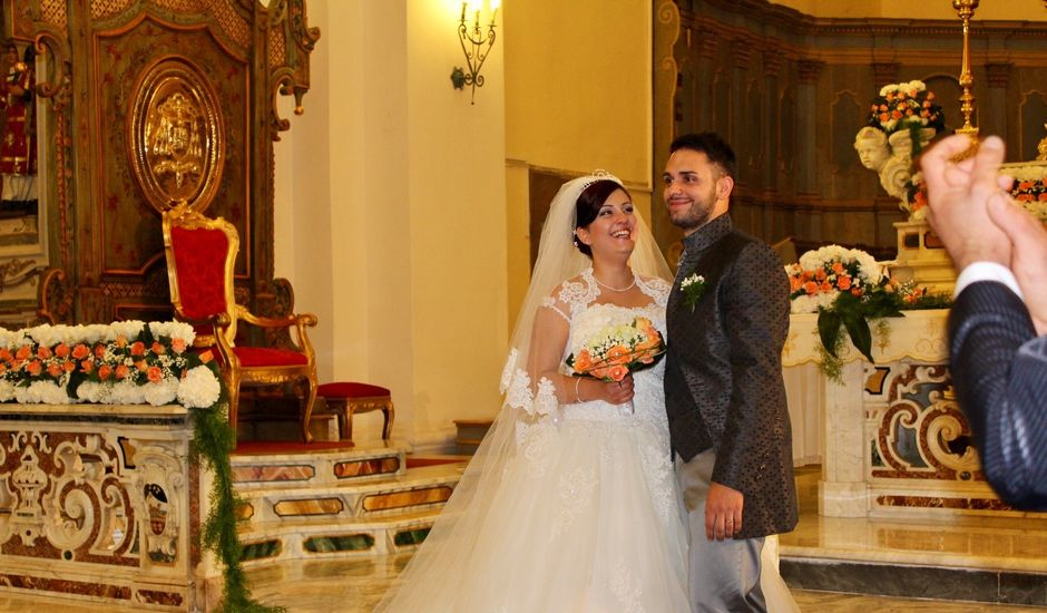 Il matrimonio di Federica  e Simone a Ugento, Lecce