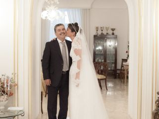 Le nozze di Marco e Marina 1