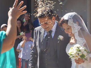 Le nozze di Maria Elena e Carmine