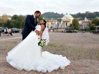 Le nozze di Aracelly e Andrea