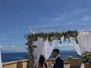 Le nozze di Antonio e Natasha 1