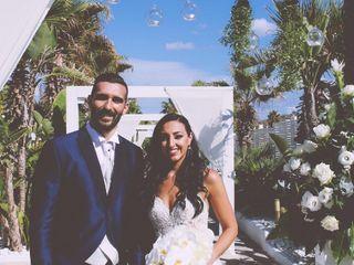 Le nozze di Antonio e Natasha