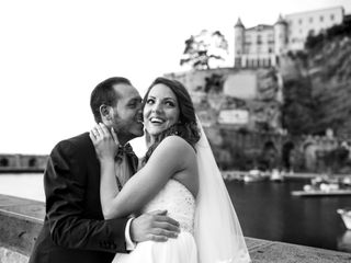 Le nozze di Rosa e Fabrizio