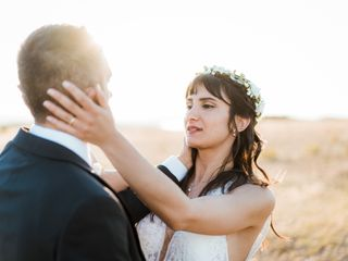 Le nozze di Mariateresa e Luigi