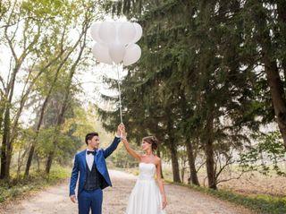 Le nozze di Cinzia e Matteo