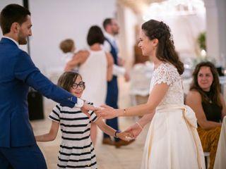 Le nozze di Clara e Julien 2