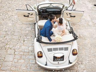 Le nozze di Clara e Julien