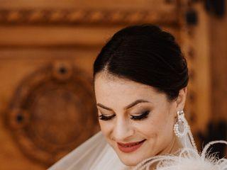 Le nozze di Nina e Sergiu 1