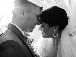 Le nozze di Nina e Sergiu