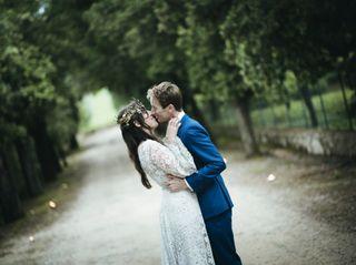 Le nozze di Amber e Matthew