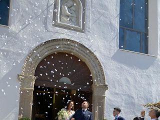 Le nozze di Maria Chiara  e Antonio  2