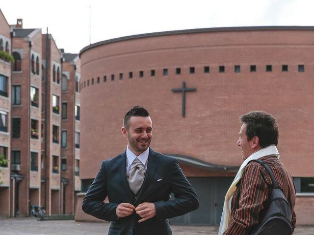 Il matrimonio di Gabriele e Silvia a Castel Maggiore, Bologna 3