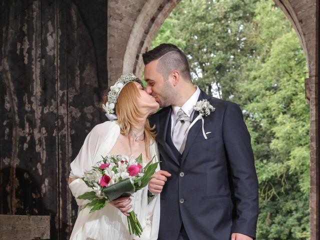 Il matrimonio di Gabriele e Silvia a Castel Maggiore, Bologna 8