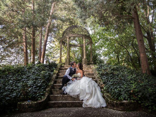le nozze di Angelica e Fabio