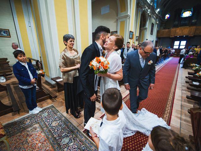 Il matrimonio di Maurizio e Zeila a Cavallasca, Como 20