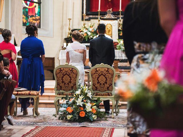 Il matrimonio di Maurizio e Zeila a Cavallasca, Como 21
