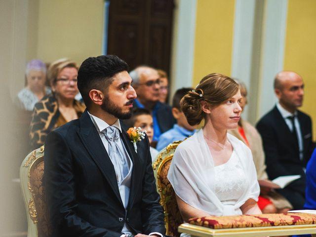 Il matrimonio di Maurizio e Zeila a Cavallasca, Como 24