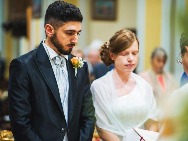 Il matrimonio di Maurizio e Zeila a Cavallasca, Como 26