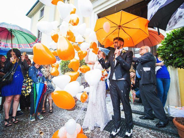 Il matrimonio di Maurizio e Zeila a Cavallasca, Como 30