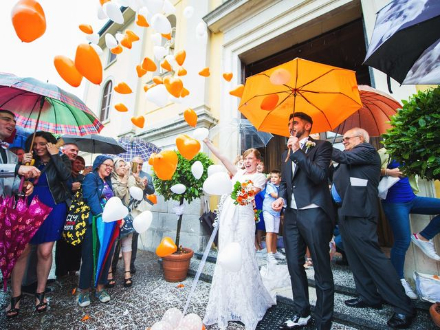 Il matrimonio di Maurizio e Zeila a Cavallasca, Como 31