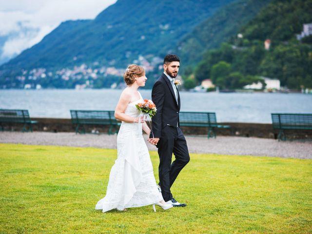 Il matrimonio di Maurizio e Zeila a Cavallasca, Como 32